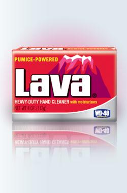 lava hand scrub soap