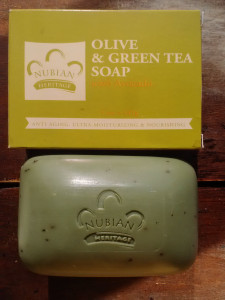 nubian heritage olive oil green tea avocado
