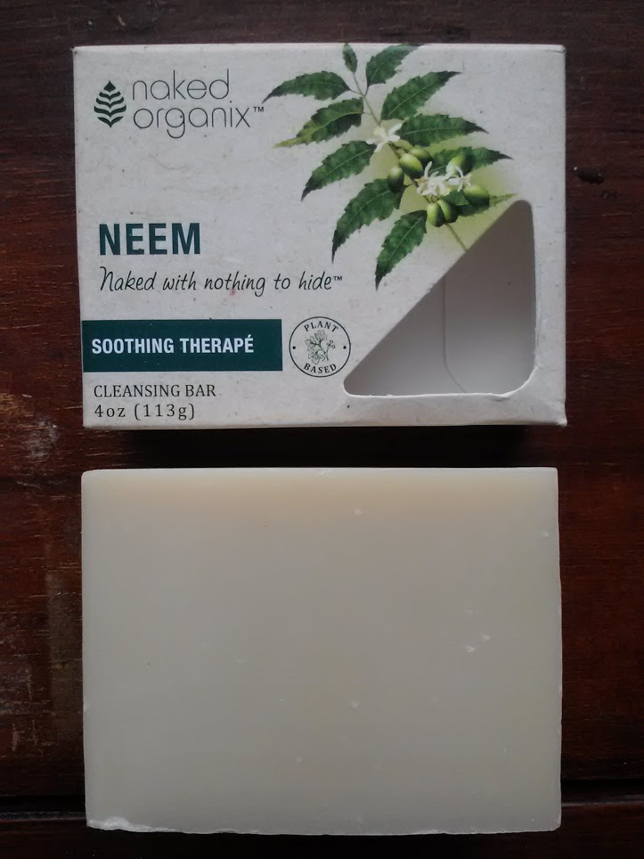 Neem Naked Organix Soap