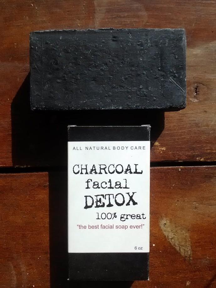 destiny boutique charcoal soap