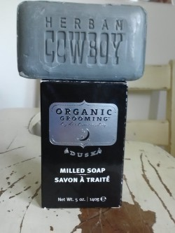 Herban Cowboy Soaps and Skin