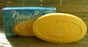 Natural Beauty Cleansing Bar PH Balanced