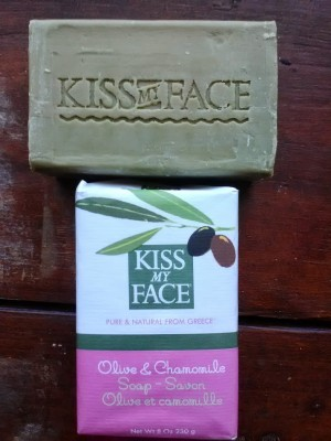 Kiss my Face Olive and Chamomile Soap 8 ounce Bar