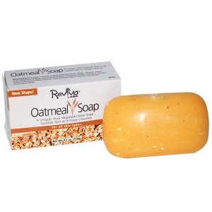 Reviva Oatmeal Soap